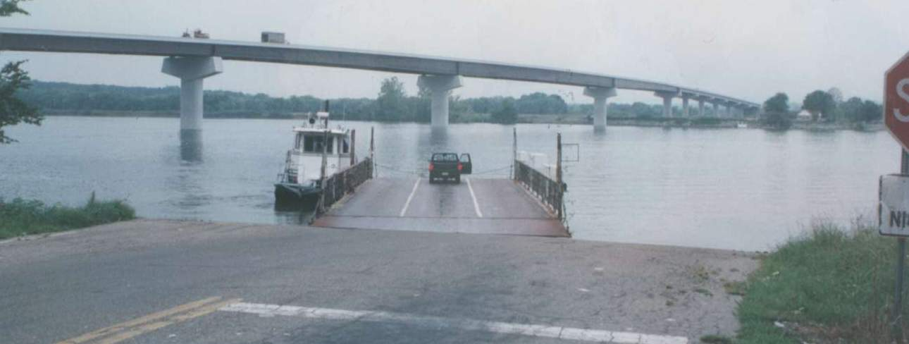 Old Washington Ferry
