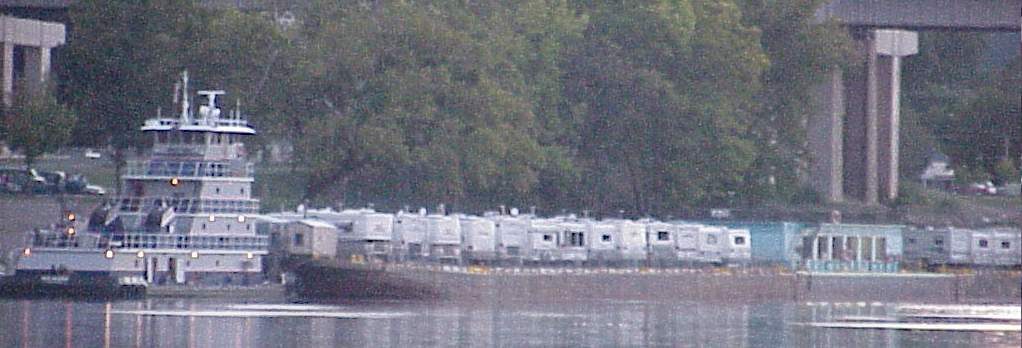 RV's on the river